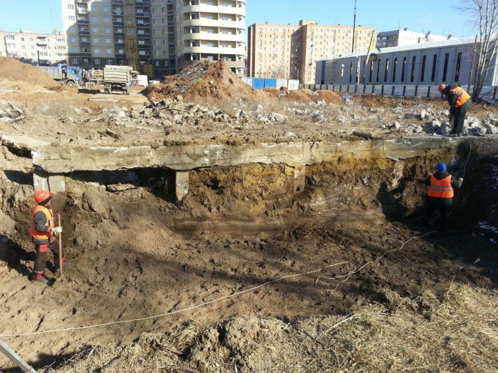 бетонные работы в воскресенске